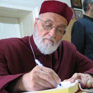Patriarhul Gregorios al III-lea Laham în vizită la Cluj
