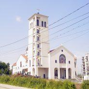 Anunţ: Sfinţirea bisericii din parohia clujeană Mănăştur 1 Vest
