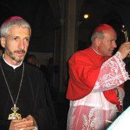 Cardinalul Christoph Schönborn – oaspete al Eparhiei de Cluj-Gherla