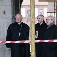 Vizita Cardinalului Justin F. Rigali la Cluj-Napoca