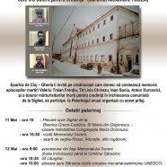 Invitaţie la pelerinajul anual la Sighet