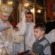 Vizită pastorală şi Prima Împărtăşanie în parohia Căpâlna
