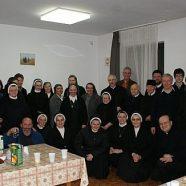 Ziua Vieţii Consacrate la Cluj-Napoca – depunerea profesiunii perpetue a fr. Andrei OSBM