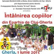 Întâlnirea Copiilor din Eparhia de Cluj-Gherla 2013