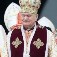 Mesajul PF Cardinal Lucian la aniversarea Eparhiei de Cluj-Gherla