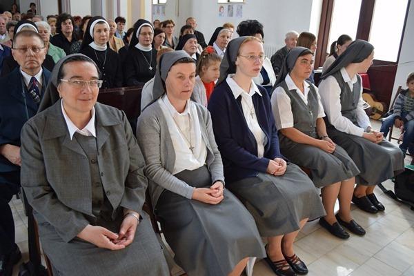 """Surorile Ordinului """"sf. Iosif al Apariţiei"""""""