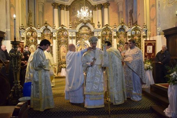 """06 ianuarie 2016 - Sărbătoarea Botezului Domnului la Catedrala """"Schimbarea la Faţă"""" - Sfinţirea mare a apei"""