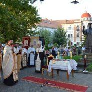 Portretul Fericitului Episcop Iuliu Hossu din alocuțiunile cu ocazia sfințirii statuii sale la Târgu Mureș