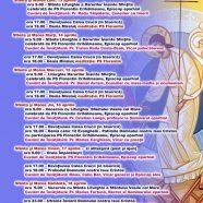 """Anunț: Programul Săptămânii Mari în Catedrala """"Schimbarea la Față"""" (în direct, online)"""