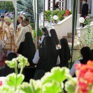 Sărbătoarea Nașterii Maicii Domnului și serbarea hramului Mănăstirii Maicii Domnului din Cluj-Napoca