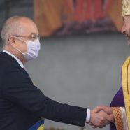 Cuvântul primarului Clujului adresat PS Claudiu Lucian Pop