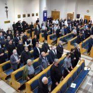 A fost constituit Consiliul preoțesc al Eparhiei de Cluj-Gherla